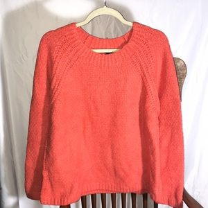 Eileen Fisher Organic Cotton Pullover Sweater